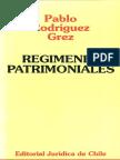 Regimenes Patrimoniales. RODRIGUEZ