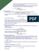 Cálculo de Una Turbina Francis