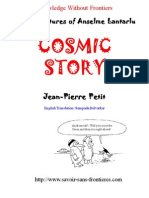 The Adventures of Anselme Lantarlu - cosmic stories