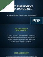 Self Assesstment Klp Majene Mamasa