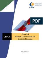 BASE DE CÁLCULO PARA LAS UNIONES SOLDADAS-MANUAL CESOL.pdf