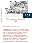 CONSTRUCTIVISMO SINTESIS