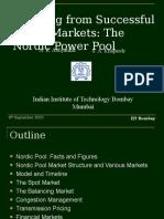Ntpc_Nordic Power Market
