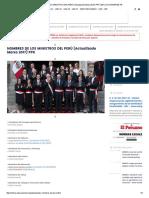 NOMBRES DE LOS MINISTROS DEL PERÚ (Actualizado Marzo 2017) PPK _ EDUCACIONENRED.pdf