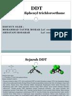Ddtdiclhoro Diphenyl Trichloroethane