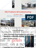 Sru Troubleshooting