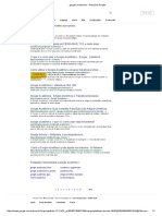 Google Academico - Pesquisa Google