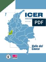 ICER Valle Del Cauca 2012