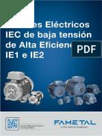 Capitulo 3 2014 V1 Motores Eléctricos IEC