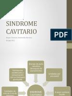 Sindrome Cavitario FISIOPATOLOGIA