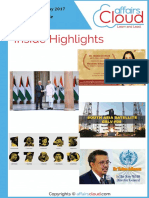 Current Affairs Study PDF - May 2017 by AffairsCloud