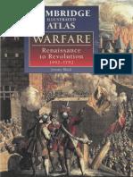 [Military History] - [Cambridge University Press] The Cambridge Illustrated Atlas of Warfare - Renaissance to Revolution 1492-1792 (OCR-Ogon).pdf