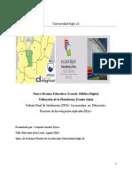 TFG Escuela Publica Digital.