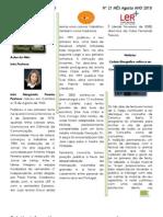 Boletim Informativo Agosto 2010