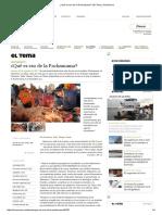 ¿Qué Es Eso de La Pachamama_ _ El Tema _ Otramérica