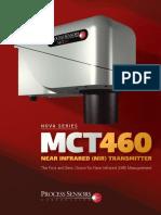 2013 MCT460 Brochure