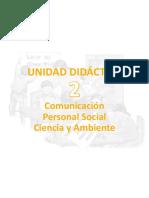u2 5to Grado Unidad Didactica Integrado