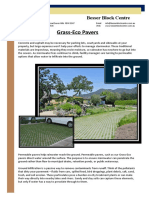 Brochure Grass Eco Pavers