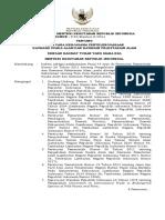 P-85-2014 Tata Cara Kerja Sama Penyelenggaraan Ksa Dan Kpa