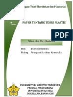 Paper Teori Plastis