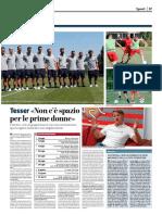 La Provincia Di Cremona 11-07-2017 - Tesser