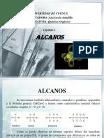 Propiedades Químicas   Alcanos