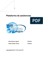 Proyecto Plataforma Multiseguros