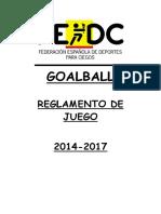 Reglamento Juego 2014-2017