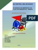 Examen de Seguridad Industrial