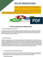 Estrategia y Sistemas de Produccion
