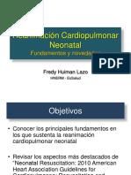 Reanimación Cardiopulmonar Neontal JUNIO 2011