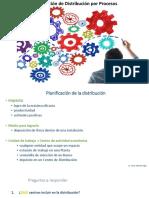Administración de Distribución Por Procesos