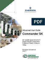 Commander SK Drive