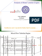 Performance Analysis of Mixed Turbine