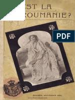 Qu'Est La Roumanie