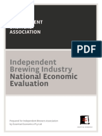 IBA National Economic Evaluation