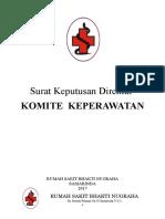 RSBN SK Komite Keperawatan