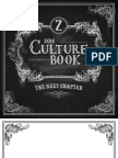 Zappos 2014 Culture Book