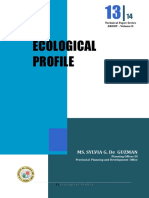 Agusan Ecological Profile