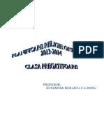 Clasa Pregatitoare 20132014 in 2003