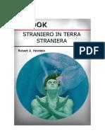 Heinlein Robert a. - Straniero in Terra Straniera