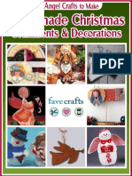 16 Angel Crafts to Make Homemade Christmas Ornaments  Decorations.pdf