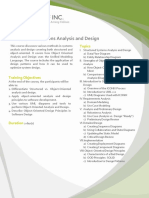 BA004 DCO Methods in Solution Analysis and Design