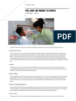 Your Money_ Dental Care the Budget to Provide _ Defimedia