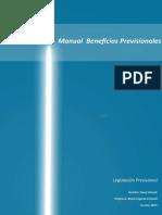 Manual Beneficios Previsionales