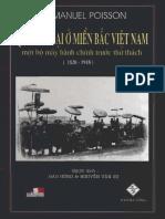 Quan Và Lại Ở Miền Bắc Việt Nam Một Bộ Máy Hành Chính Trước Thử Thách 1820 1918 Emmanuel Poisson 516 Trang (2)