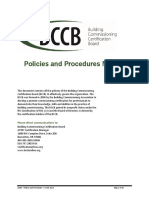 100 Policy and Procedures Manual v 3.0 05.2016 (1)