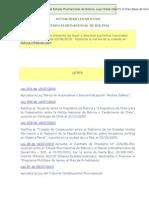 InfoLeyes Bolivia - BDL Al 30-07-2010 Rtf