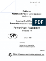 Power Plant Feasibility Study