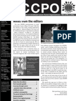 Icccpo Newsletter 2004-1